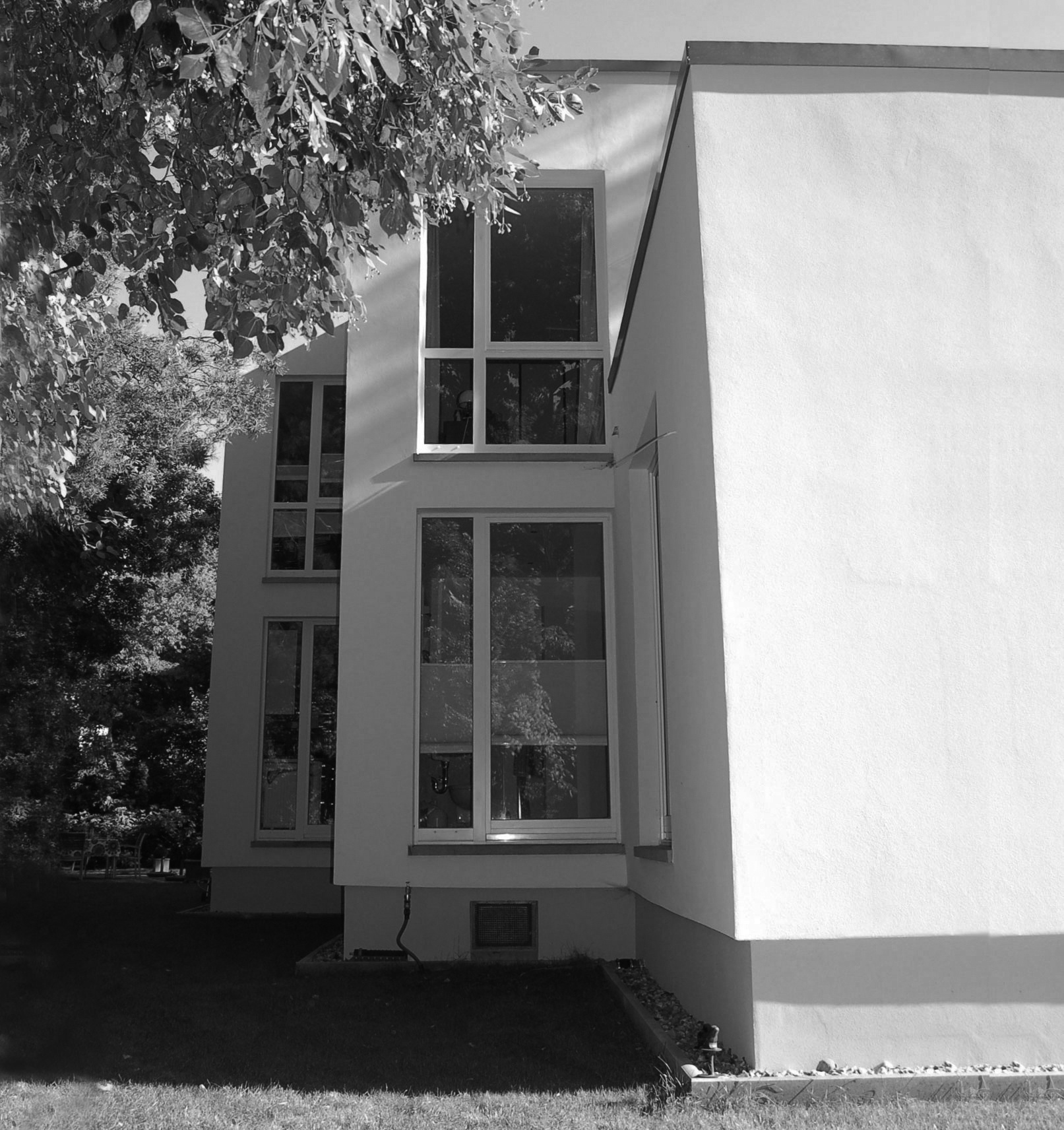 Aim umbau und erweiterung einfamilienhaus for Einfamilienhaus berlin